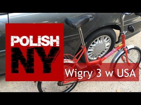 Zycie w Nowym Jorku / NJ: Wigry 3 W USA!  (Polish-NY VLOG #16)