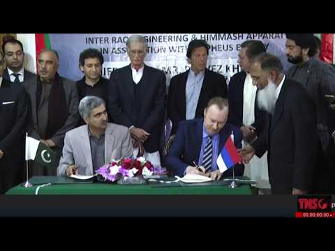 KPOGCL, Russian Company inks MoU to install 20 thousand bl oil refinery