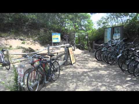 Province Lands Bike Trail - Provincetown, MA