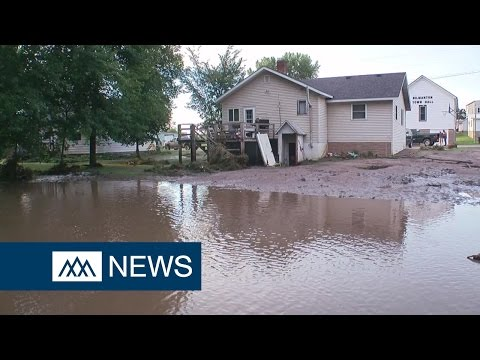Heavy flooding hits Minnesota - DIBC News