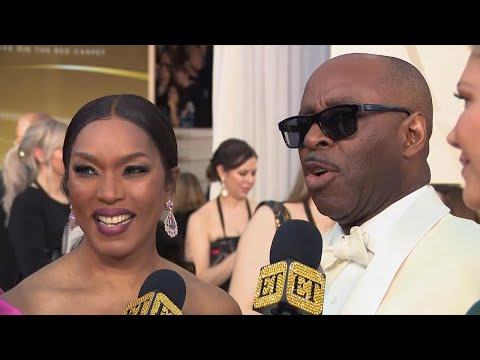 Oscars 2019: Angela Bassett Says Writing Has Started for Black Panther Sequel