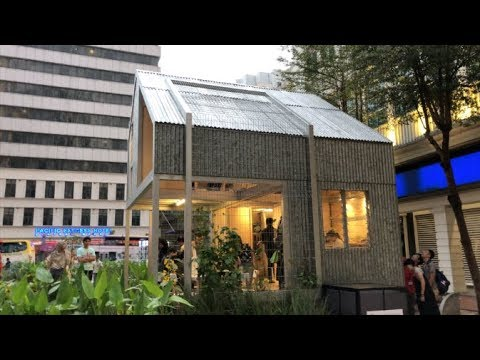 WUF9 KL Exhibits Micro House YouTube
