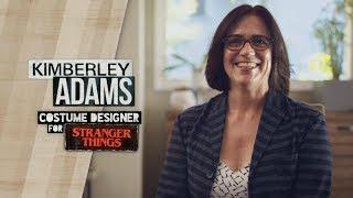 Stranger Things Costume Designer | Full Interview