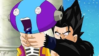 GOKU VS LOS 12 DIOSES DE LA DESTRUCCION | CAP 41 | Mundo Dragon Ball