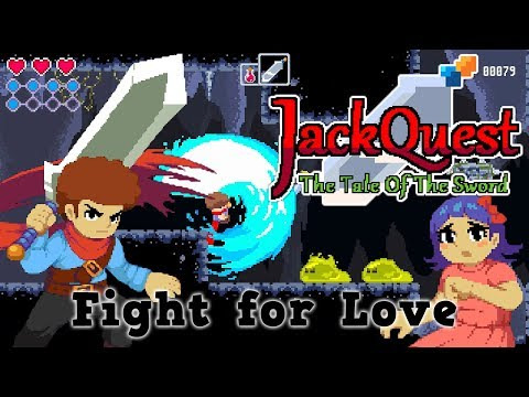 JackQuest - Fight for Love