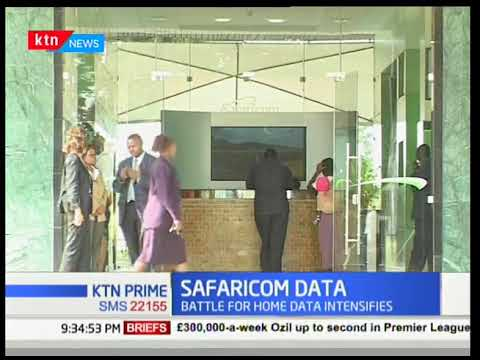 Safaricom announces a 50% slash in all mobile internet data charges