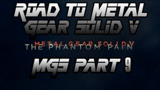 Metal Gear Solid 1 (PS1) Part 9 - The Road to Metal Gear Solid 5 - The Phantom Pain