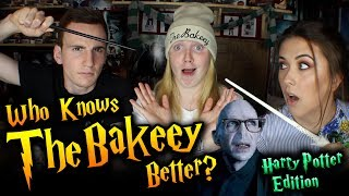 BROTHER VS BEST FRIEND! - Harry Potter Edition