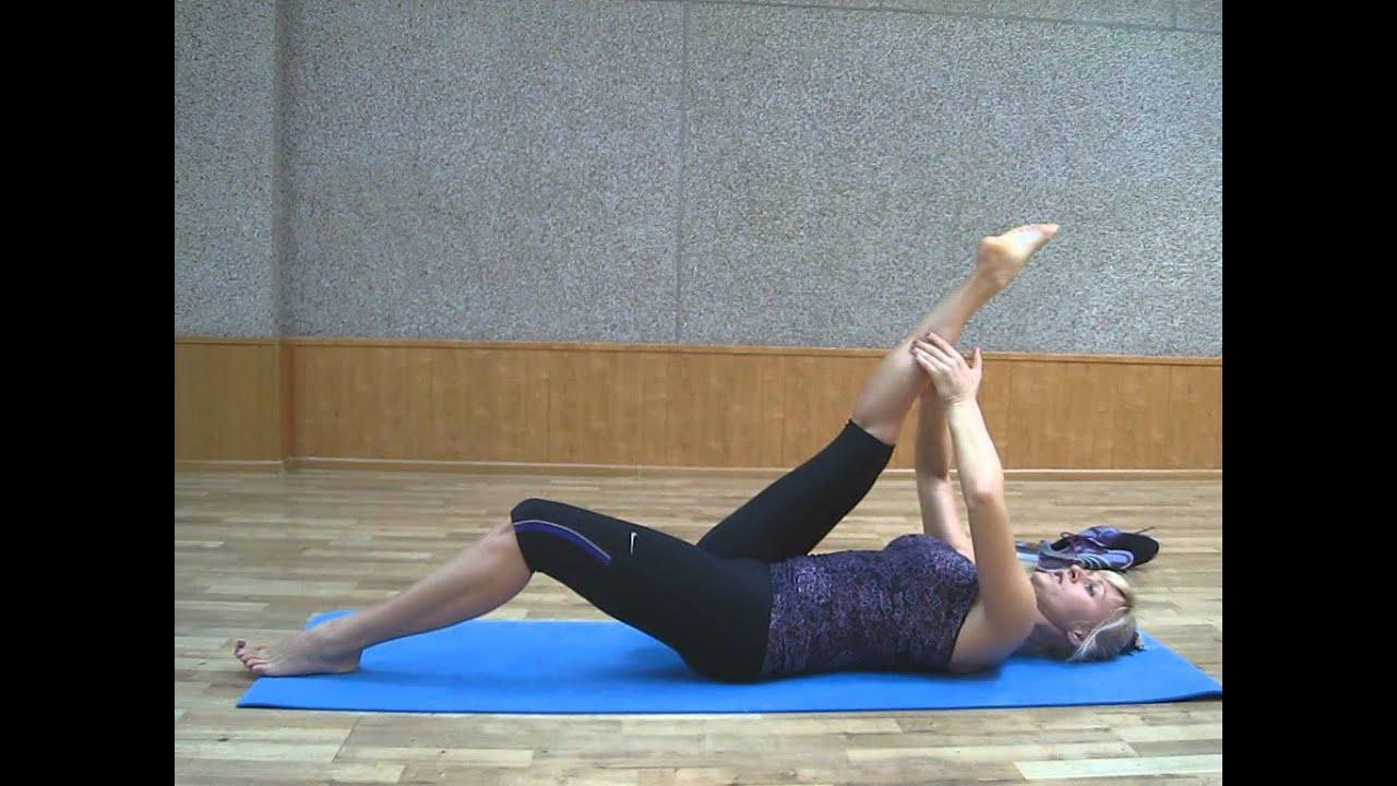 Как сделать ноги длиннее: упражнения 42