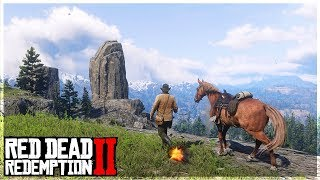 RDR 2 Exploring Free Roam!! (Red Dead Redemption 2 Gameplay)