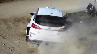 Test Seb Ogier   Ford Fiesta WRC 2017   Day 2 pre Rally Mexico by Jaume Soler
