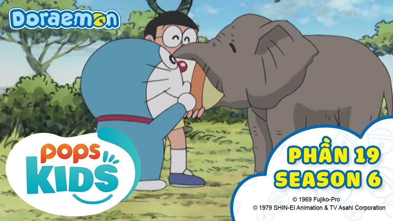[S6] Tuyển Tập Hoạt Hình Doraemon – Phần 19 – Tạm Biệt Hana, Hồn Ma Xuất Hiện
