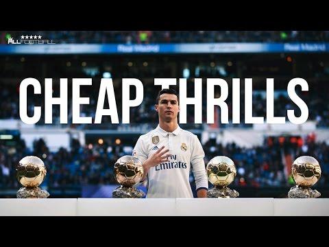 Cristiano Ronaldo 2017 - Cheap Thrills™...