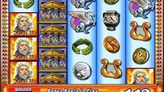WMS BlueBird - Zues 2 Slot Machine | Westfield Slots