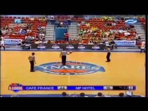 PBA D-League: CAFEFRANCE BAKERS vs MP HOTEL WARRIORS October 27, 2014 [2nd Quarter]