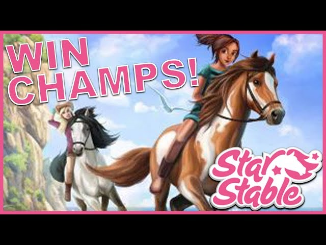 Star Stable Online | How to win a Star Stable Championship