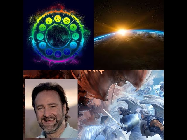 Decoding the Future/Ancient Astrology/Angels and Demons with Jeff Harman
