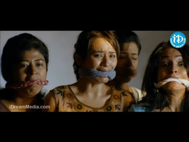 Many girls cleave gagged