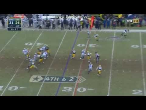 Cowboys Vs Packers Dez Bryant Catch Youtube