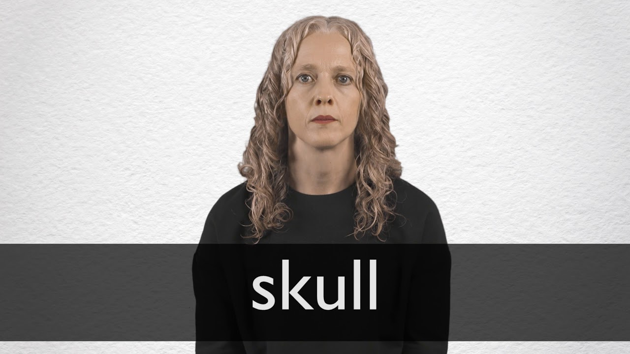 How to pronounce SKULL in British English