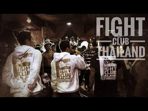 Fight Club Thailand - The Bank ข้าวสาร