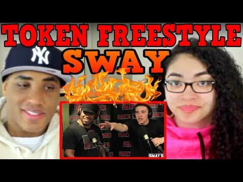 Token Freestyle Sway in the Morning REACTION | MY DAD REACTS