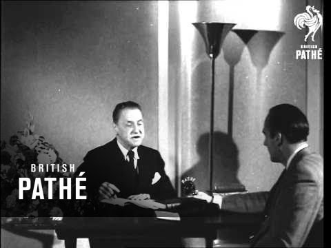 Interview With Somerset Maugham (1946)