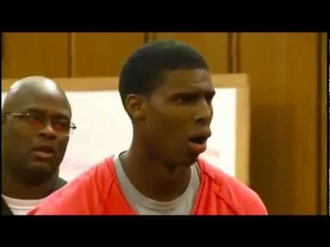 HS Basketball Star Tony Farmer Collapses to Floor as Judge Reads 3-year Sentence