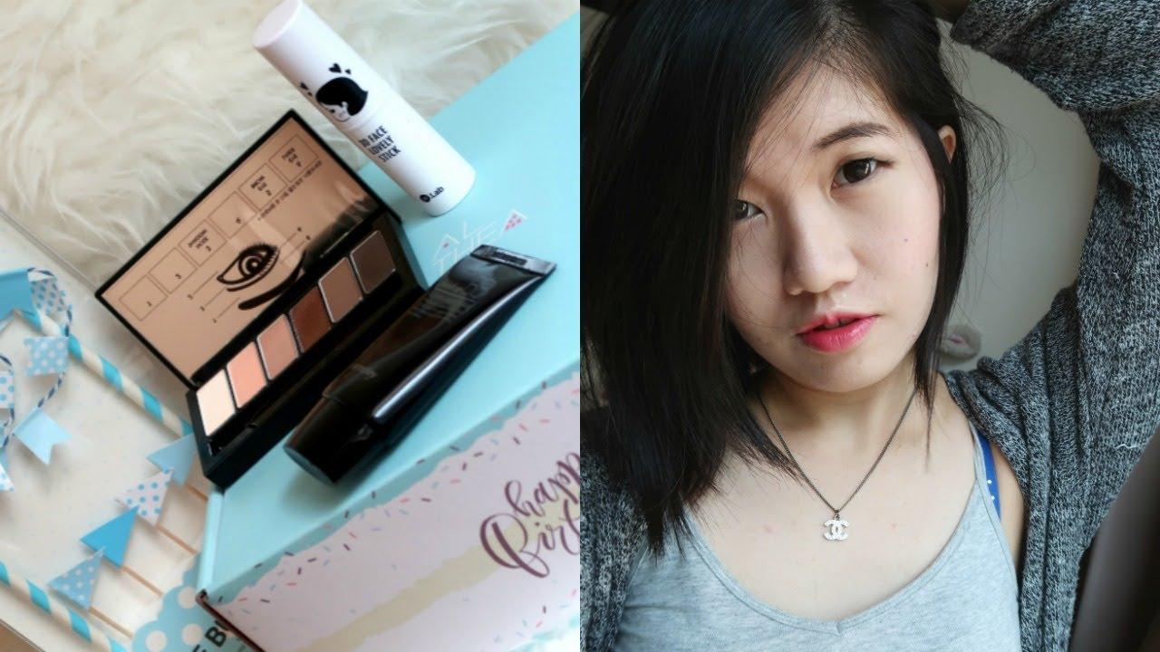 Althea turns 2 birthday edition box makeup tutorial loreal althea turns 2 birthday edition box makeup tutorial loreal brushes singapore baditri Image collections