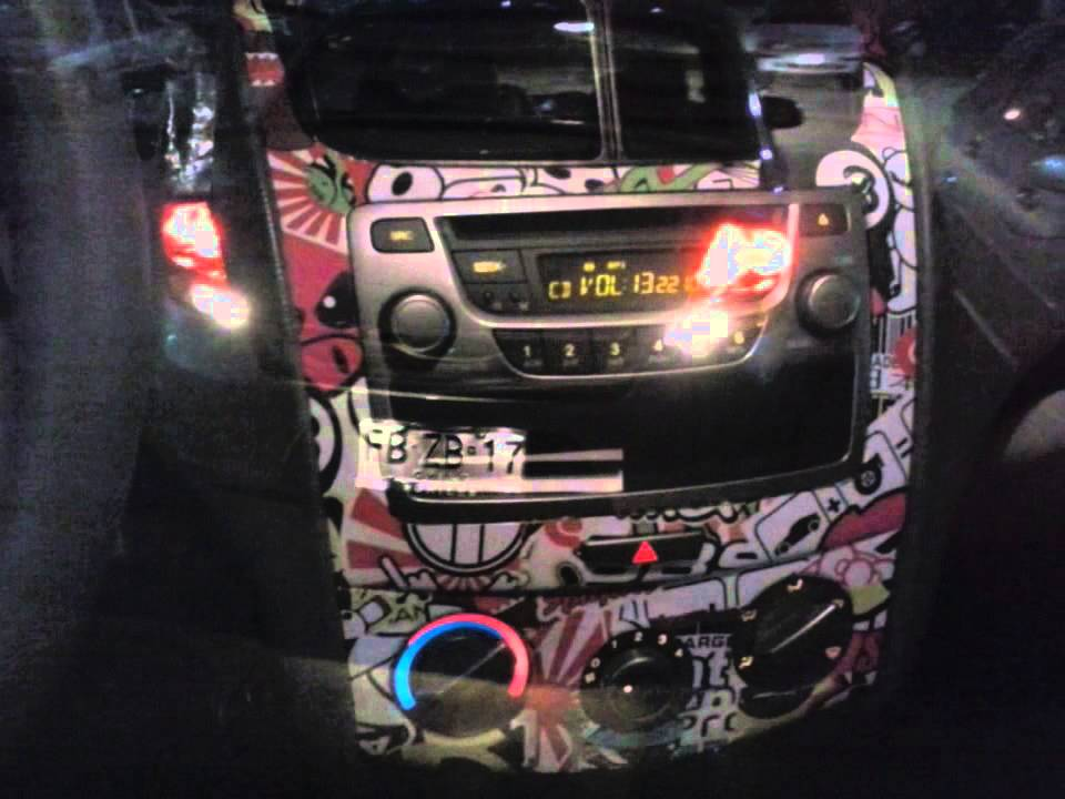 CHEVROLET SAIL TUNING PARTE 1 - YouTube