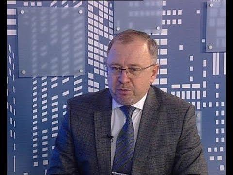Гость студии - Игорь Крюков, президент Хоккейного Клуба «Челны»