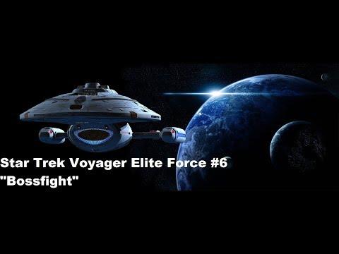 """Star Trek Voyager Elite Force #6 """"Bossfight"""""""