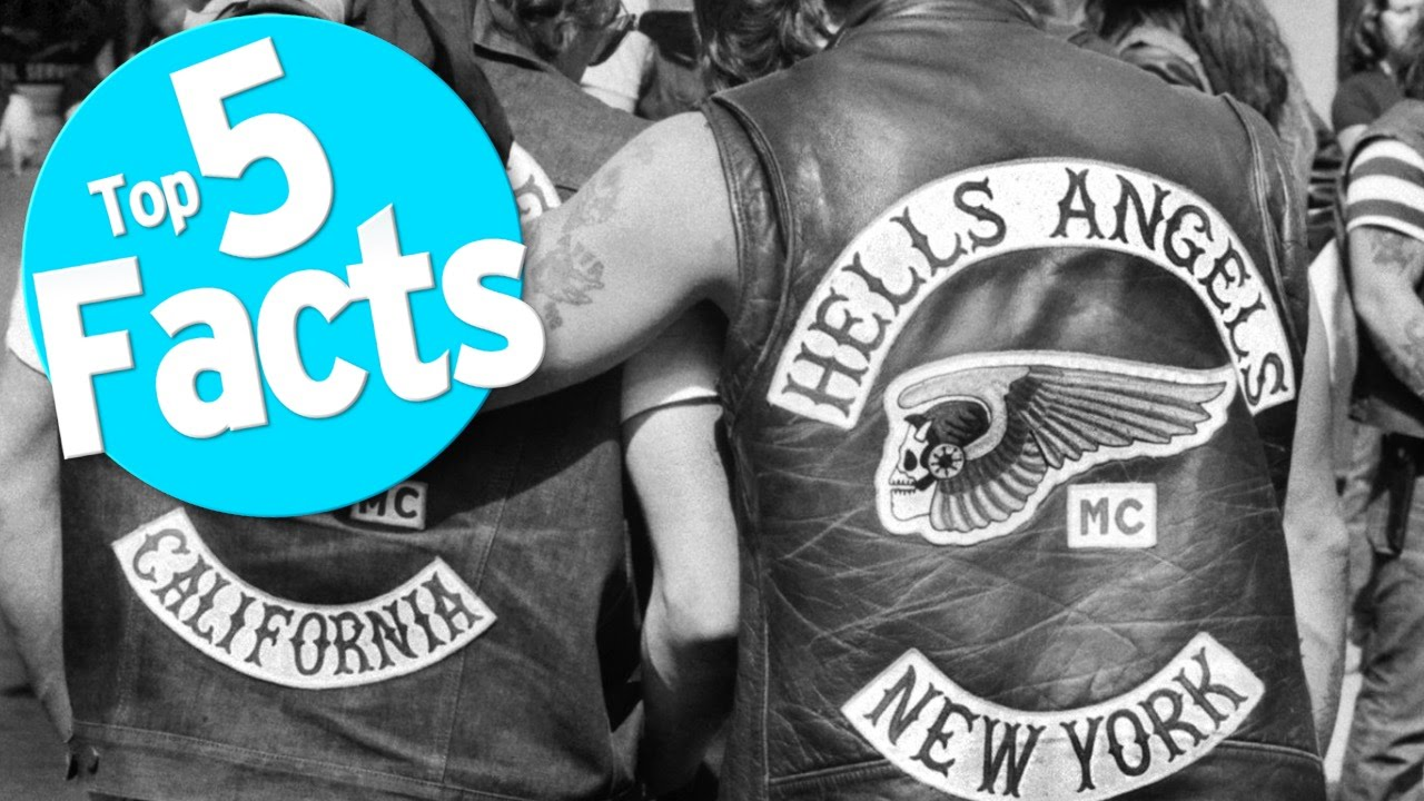 Top 5 Hells Angels Facts
