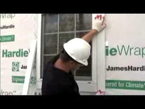 JamesHardie Trim Installation