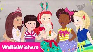 Hop Hop Hop | WellieWishers #ReadAlong | American Girl
