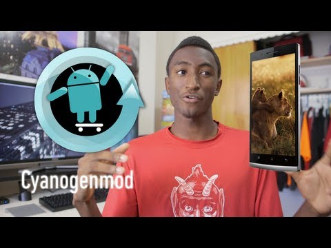 The New Cyanogenmod!