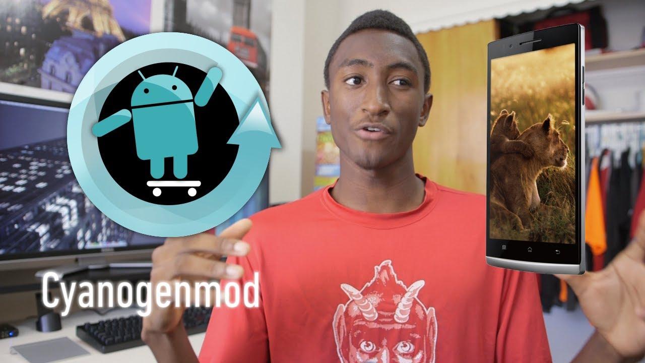 The New Cyanogenmod!