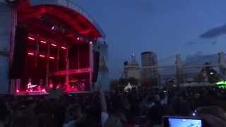 Birdy - 1901 (Phoenix Cover) - Live @ MS Dockville Festival 2014, Hamburg - 08/2014