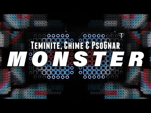 Teminite Chime & PsoGnar - MONSTER  Launchpad Performance