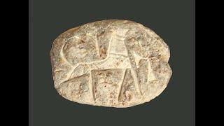 Discovery of the 15th Century BC Scarab at Khirbet el-Maqatir, Israel 1
