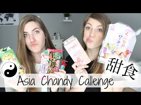Asia Candy Challenge   l desis diary