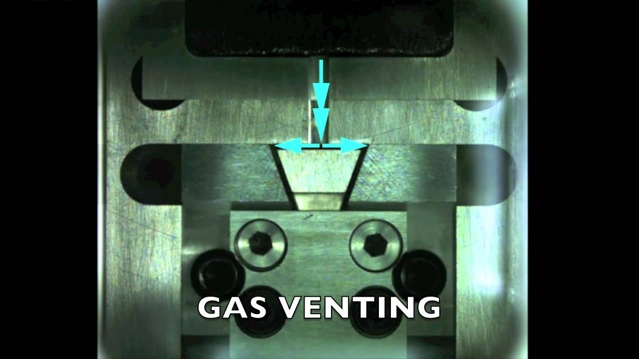 ECOVENT-R EN Gas venting system for injection moulds