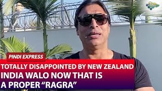 A Proper RAGRA to New Zealand | Disappointed by the Kiwis | Ind vs NZ | 5th T20I | Shoaib Akhtar