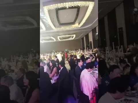 Miss Universe National Gift Auction Night at the Conrad Hotel