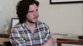 Kit Harington on Game of Thrones Silent Hill amp More NYCC 3912