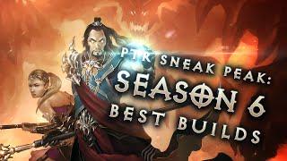 Best 2.4.1 build list, Season 6 start date, Season 5 end (Diablo 3 Reaper of Souls)