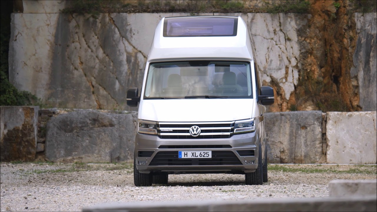 VW California Xxl >> Vw California Xxl Campervan From The Outside