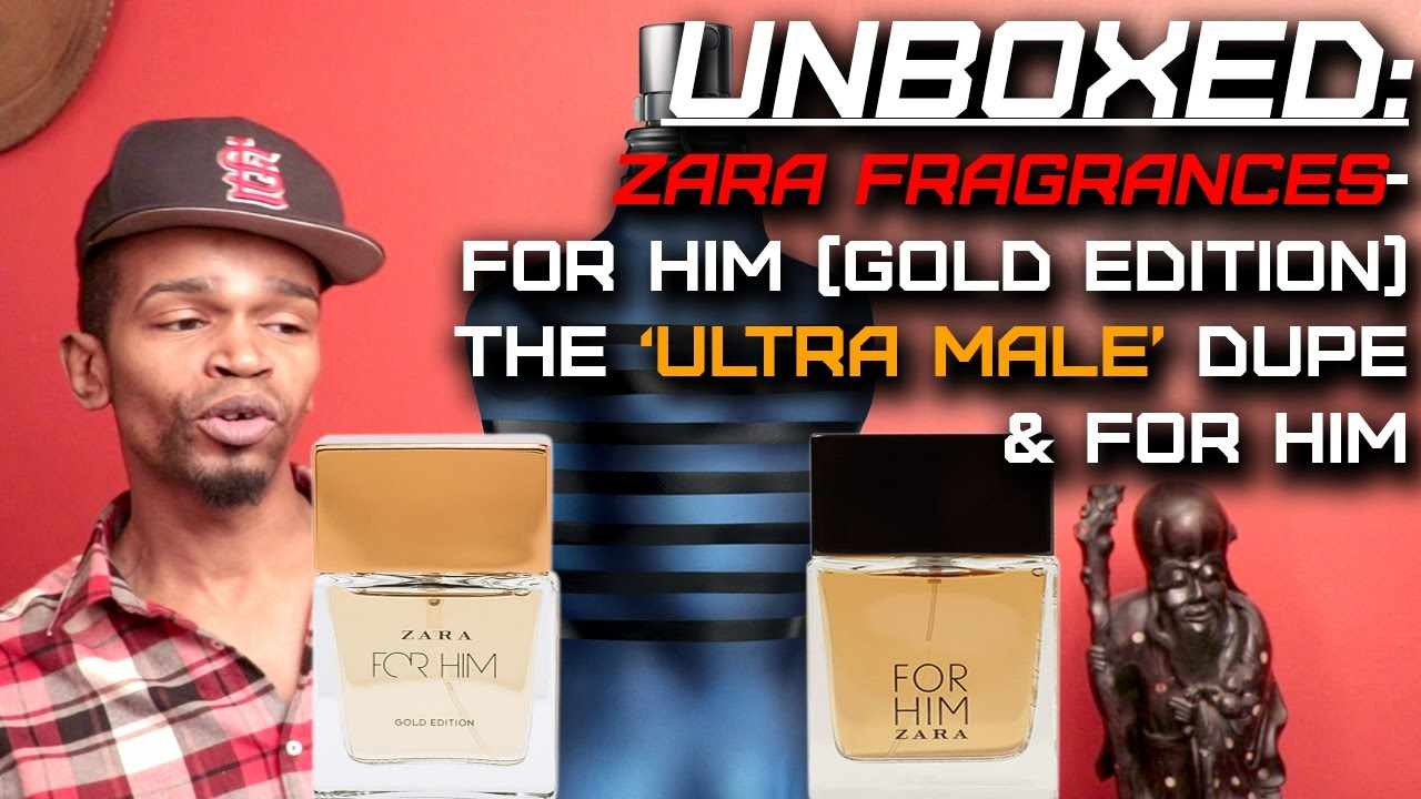 Unboxed For Male Zara And Gold Him Editionultra DupeBy rdhQCxts