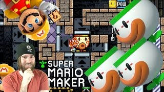 Tricky Puzzle Levels [SUPER MARIO MAKER]