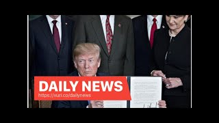 Daily News - Trump imposes new tariffs on China, warns against retaliation